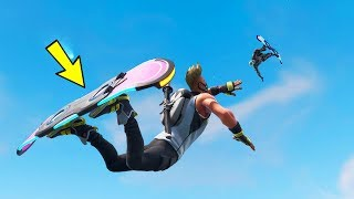 FORTNITE HOVERBOARD