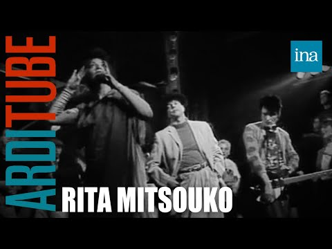 """Rita Mitsouko et Sparks """"Singing in the shower"""" (live officiel)  - Archive INA"""