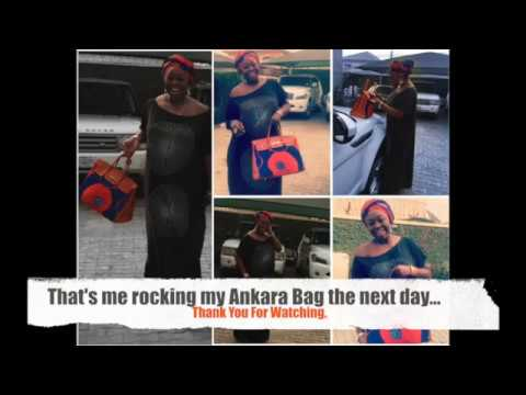 How To Make Ankara Bag In 8 Easy Steps