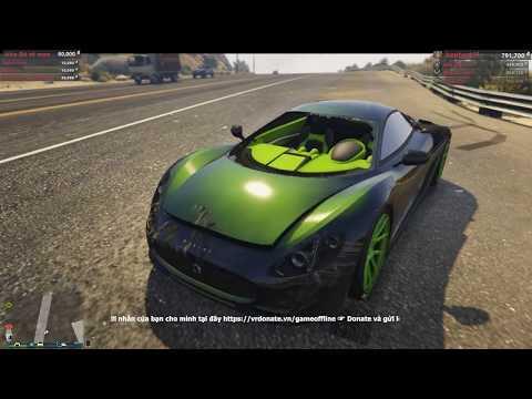 GTA 5 Online - Soái ca Game Offline đã trở lại ^^