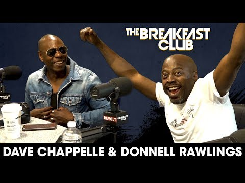 Dave Chappelle On Bill Cosby, Charlie Murphy, Being