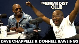 Video Dave Chappelle On Bill Cosby, Charlie Murphy, Being Non-Apologetic & Much More MP3, 3GP, MP4, WEBM, AVI, FLV Agustus 2018