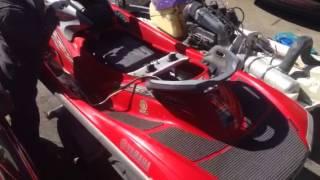 3. 2005 Yamaha FX Cruiser Waverunner startup