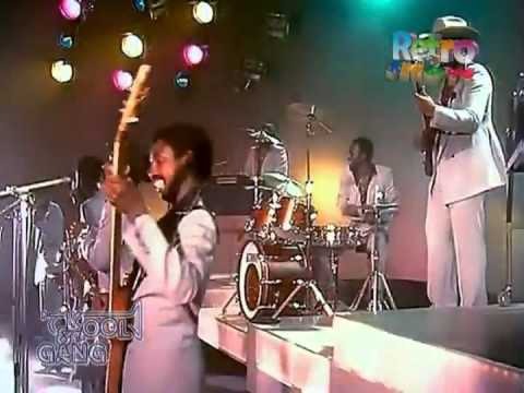 Kool & The Gang - Celebration (retro video & audio edited) HQ
