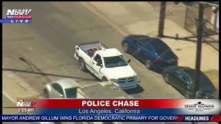 Video CHASE PARADE: The STRANGEST Police Chase YOU WILL EVER SEE MP3, 3GP, MP4, WEBM, AVI, FLV Januari 2019
