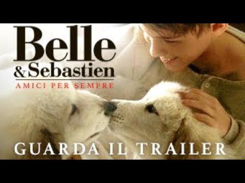 Preview Trailer Belle e Sebastien - Amici per sempre, trailer italiano ufficiale