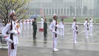 Lễ viếng cấp Nhà nước nhân dịp Tết Nguyên đán Ất Mùi