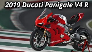 6. 2019 Ducati Panigale V4 R - Everything You Need To Know.