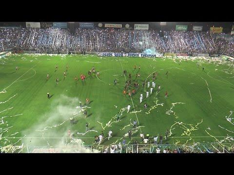Atlético Tucumán ascendió a Primera y lo festejó con una goleada ante Los Andes - La Inimitable - Atlético Tucumán