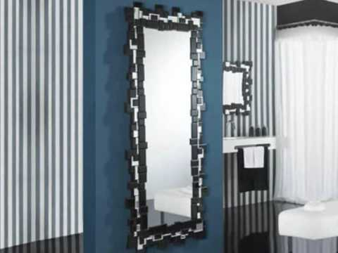 Espejos modernos mexico videos videos relacionados con - Espejos modernos decorativos ...