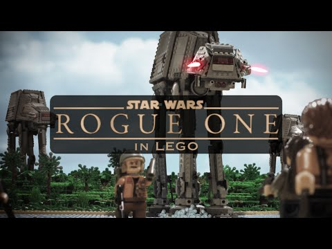 The Rogue One A Star Wars Story Teaser Trailer in