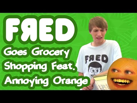 FRED - Get a Fred Party Pack at http://bit.ly/FredStore including your chance to be in a Fred video, a special Fred T-shirt, Who's Ready to Party Album, It's Hackin...