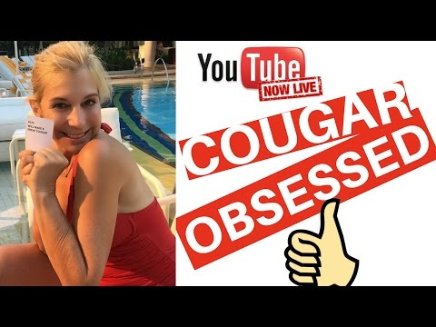 🔴 LIVE: Cougar🐯 Obsession? Do You Love Older Women & Want To Meet Older Women But Don't Know How?