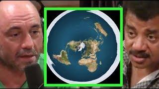 Joe Rogan - Neil deGrasse Tyson on Eric Dubay & Flat Earth