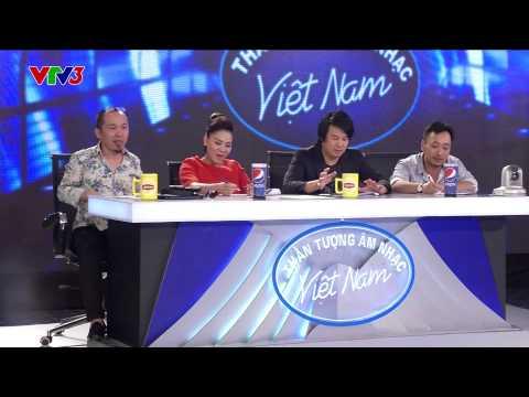 Thánh bàn chải và những tiết mục hài hước - Vietnam Idol 2015 Tập 3