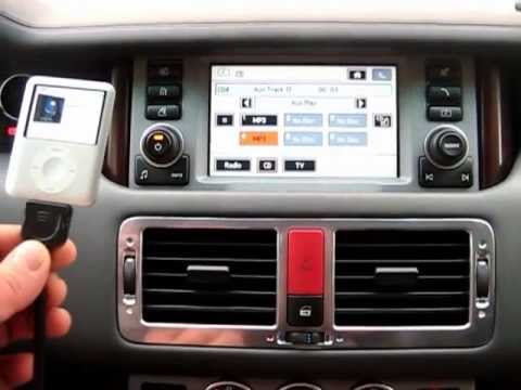 USB адаптер MOST Skif Volvo