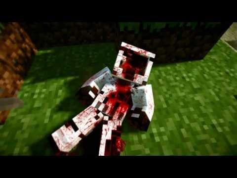 Minecraft Star Wars Machinima - MineWars the Prologue in 3d