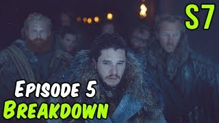 Previous Video - https://www.youtube.com/watch?v=aJjCdo1ngPA&list=PL4ljI2jMuts1KYO9gCnhSGQ1fGJH6D4_- Season 7 Episode 4 Breakdown!