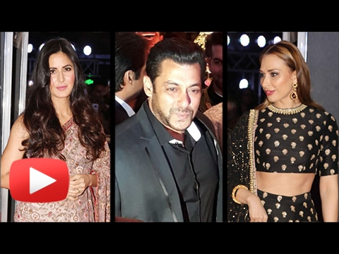 Salman Khan Ex Iulia Vantur Walks Off On Katrina K