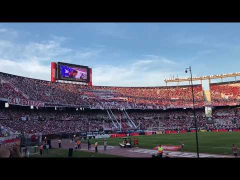 River vs Godoy Cruz Superliga 2017-18 HINCHADA - Los Borrachos del Tablón - River Plate - Argentina - América del Sur