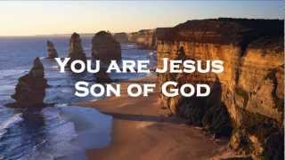 Jesus Son Of God - Chris Tomlin&Christy Nockels - Passion 2012 - White Flag - (WITH LYRICS) (HD)