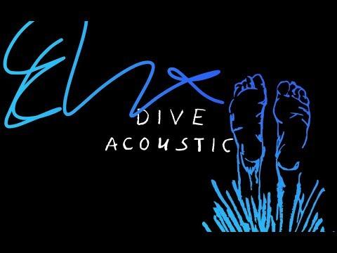 Ed Sheeran - Dive (Acoustic) (видео)
