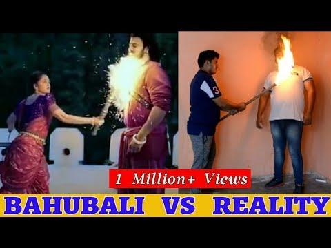 Bahubali 2 Spoof | Bahubali VS Reality | Best Bahubali 2 Spoof Compilation 2017 | BigBoyzTeam