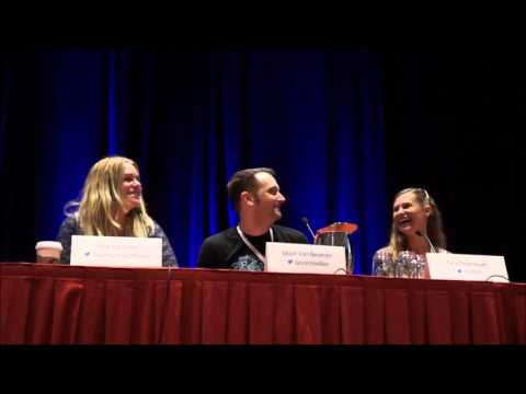 PAX South - Managing a Game Community on Mobile Panel