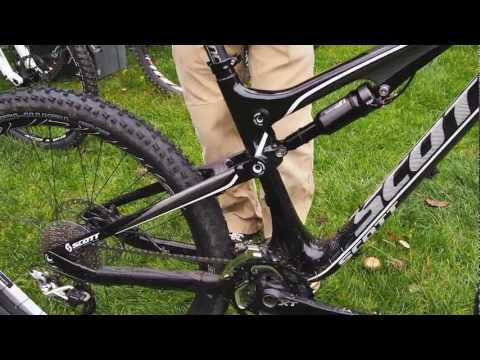 Scott - Scott Genius 720 650b/27.5 Mountain Bike Review. Read the full 650b All Mountain Bike Round Up on Mtbr here: http://reviews.mtbr.com/650b27-5-all-mountain-bi...