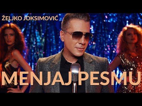 Menjaj pesmu – Željko Joksimović – nova pesma, tekst pesme i tv spot