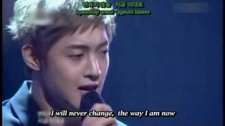 Kim Hyun Joong - LOVE (Kor + Eng Sub)