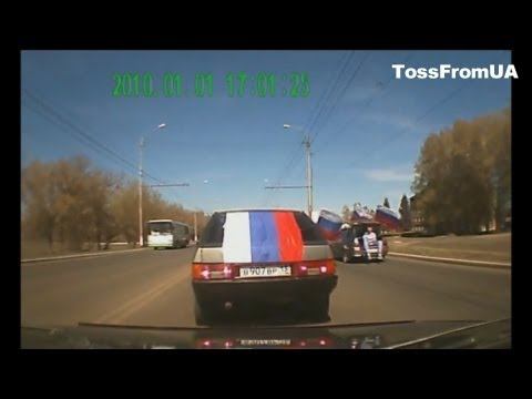 Crash - Russia Car Crash Compilation May 2013 Week 2. Watch More: http://www.youtube.com/user/tossfromua New Russia dashcam car crash compilation. Driving in Russia....