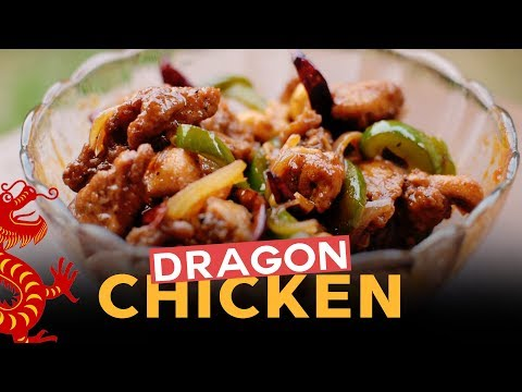 (Dragon Chicken | Chinese Recipe | Yummy Nepali Kitchen - Duration: 5 minutes, 17 seconds.)