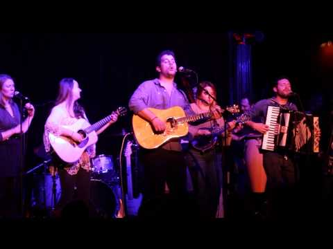 "Borrowed Fate"" Live @ The Cutting Room w/ Della Mae"