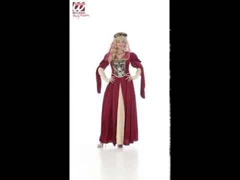 Costume Médiévale Femme-w20070