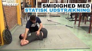 Smidighed med statisk udstrækning