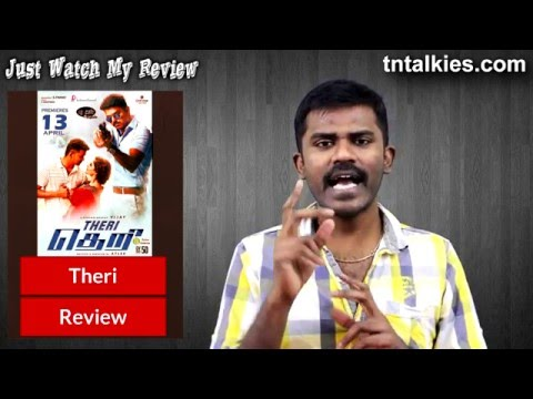 Theri Review by tntalkies