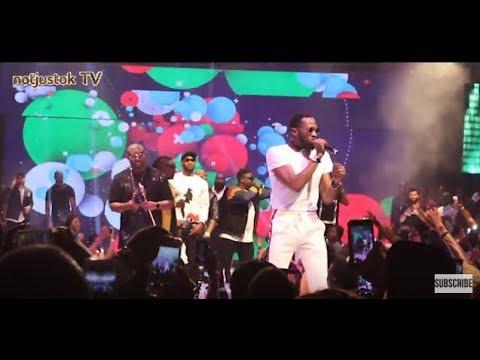 NotjustOk TV: D'Banj, Don Jazzy, Mo'Hits Crew Finally Reconcile, Perform At #30BillionConcert