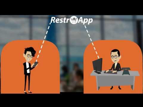 Mobile App for Restaurants, Online Food Ordering System, Create Restaurant Mobile App with RestroApp