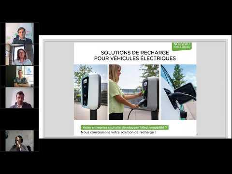 La mobilité électrique sur Saint-Etienne Métropole