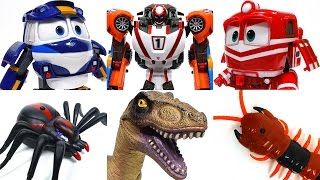 Video Toys Vs. Toys~! Go Robot Train Tobot Athlon Magma6 MP3, 3GP, MP4, WEBM, AVI, FLV Desember 2017