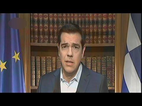 Αλ. Τσίπρας: Το «ΌΧΙ» δεν σημαίνει ρήξη με την Ευρώπη