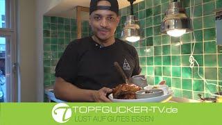 TISK Broiler | knuspriges Brathähnchen | Grillhänhnchen | Kartoschka | Erbsen und Möhren | Topfgucker-TV