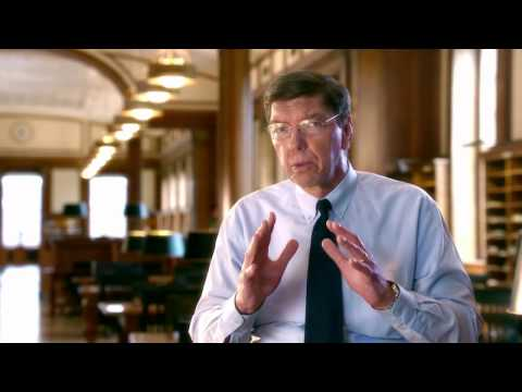christensen - Clay Christensen on Religious Freedom.