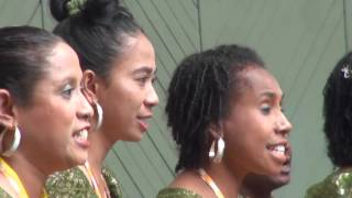 Manokwari Indonesia  city pictures gallery : World Choir games 2014 Riga Vērmanes Garden LPPD Manokwari Choir, Indonesia