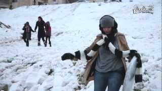 Fe-male: Happy snow كل تلجة وانتو بخير