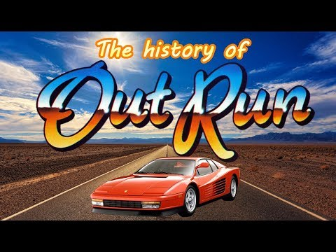 The history of Outrun - arcade documentary