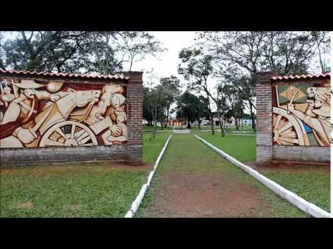 Monumento Resistência de São Borja - Praça G...