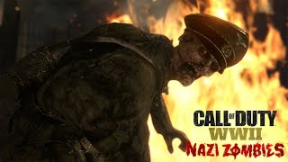 Sledgehammer Games delivers an original and terrifying new co-op survival experience in Call of Duty®: WWII Nazi Zombies.