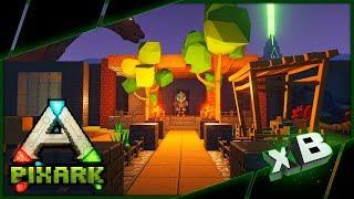 Making an Entrance! :: PixARK Multiplayer :: E08